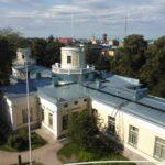 Helsingin Observatorio, Kopernikuksentie 13, Helsinki Katon puuja peltityöt 1800m2